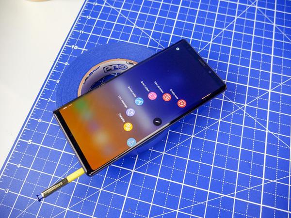 نقد و بررسی گوشی Samsung Galaxy Note 9