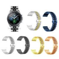 بند ساعت سامسونگ Galaxy Watch 3 45mm استیل 5Rows