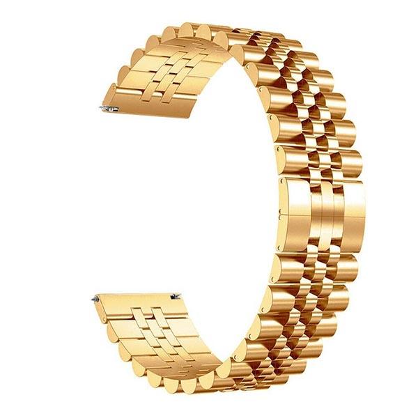 خرید بند فلزی ساعت هوشمند طرح رولکس