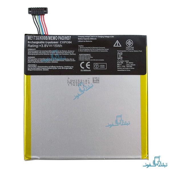 قیمت خرید باتری تبلت ایسوس MemoPad 7 ME173X C11P1304