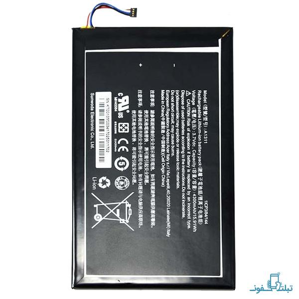 قیمت خرید باتری تبلت ایسر Lconia A1311