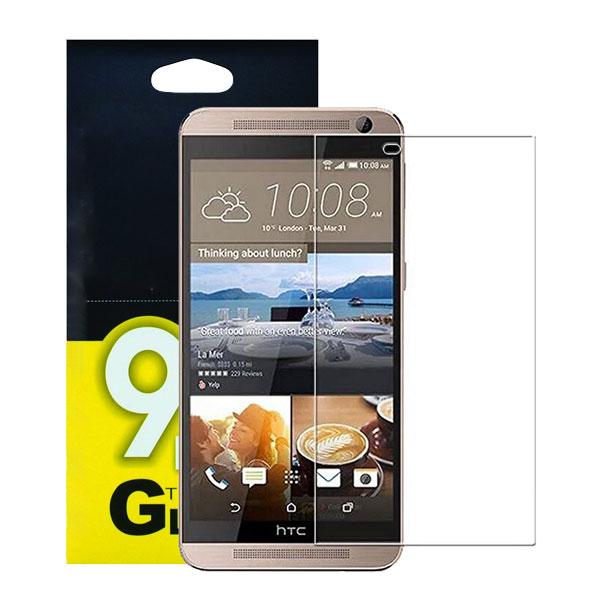 قیمت خرید محافظ گلس موبایل اچ تی سی وان E9 پلاس