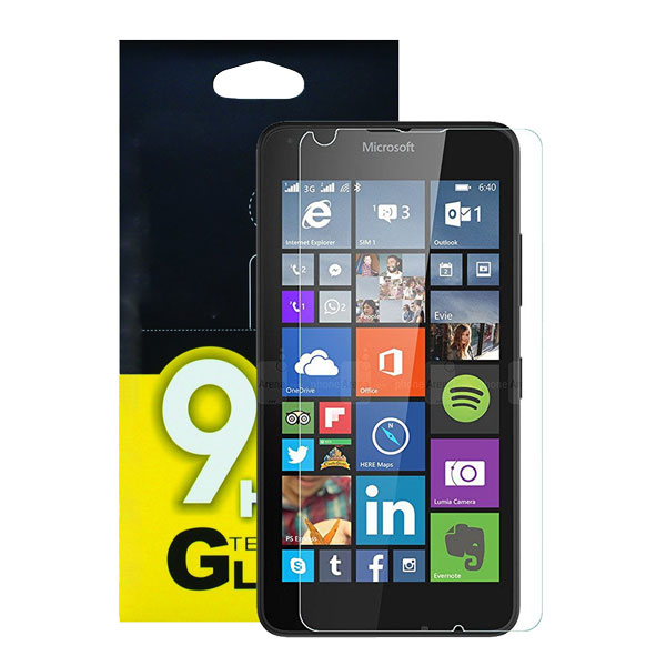 قیمت خرید محافظ گلس گوشی مایکروسافت لومیا 640