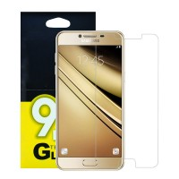 قیمت خرید محافظ صفحه نمایش شیشه ای سامسونگ Galaxy C5