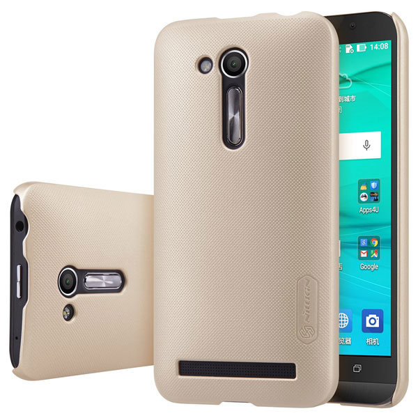 Accessory-Nillkin-Frosted-Shield-Cover-Asus-Zenfone-GO-Buy-Price