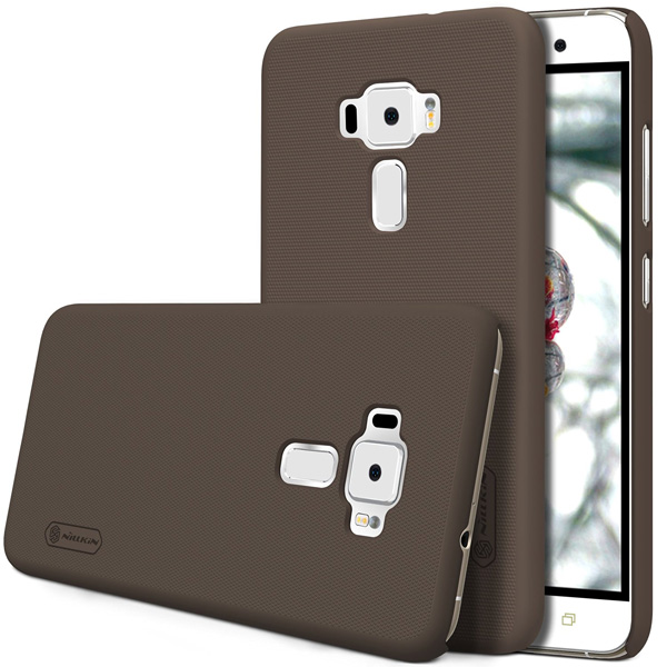 Accessory-Nillkin-Frosted-Shield-Cover-Asus-Zenfone3-ZE552-Buy-Price