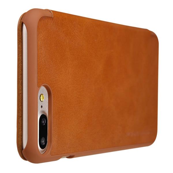 قیمت خرید کیف چرمی نیلکین گوشی اپل آیفون 7 پلاس