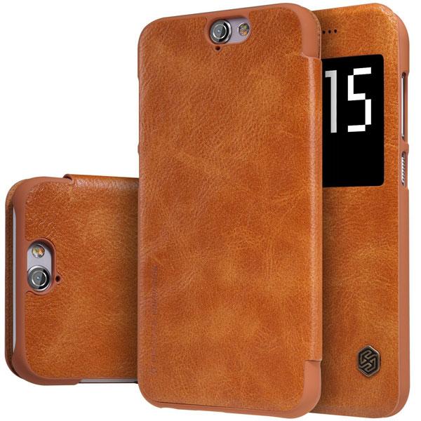 قیمت خرید کیف چرمی نیلکین گوشی موبایل اچ تی سی |A9
