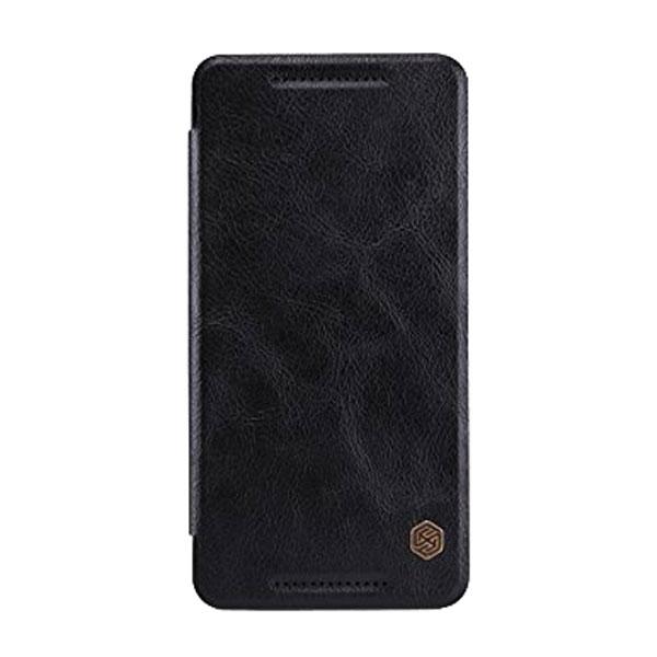 قیمت خرید کیف چرمی نیلکین گوشی موبایل اچ تی سی E9 پلاس