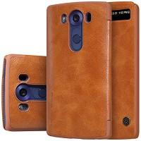 قیمت خرید کیف چرمی نیلکین گوشی موبایل الجی V10
