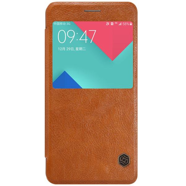قیمت خرید کیف چرمی نیلکین گوشی موبایل سامسونگ گلسی A510