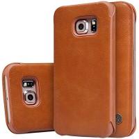 قیمت خرید کیف چرمی نیلکین گوشی موبایل سامسونگ گلکسی S6 Edge