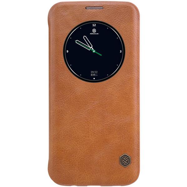 قیمت خرید کیف چرمی نیلکین گوشی موبایل سامسونگ گلکسی S7 Edge