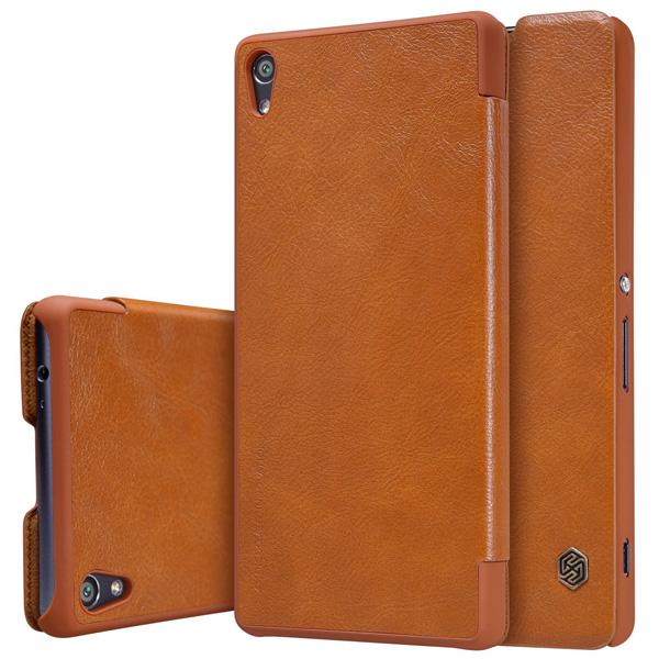 قیمت خرید کیف چرمی نیلکین گوشی سونی XA الترا
