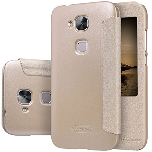 Accessory-Nillkin-Sparkle-Flip-Cover-Huawei-G8-Buy-Price