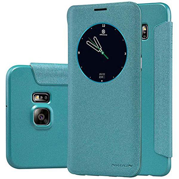 قیمت خرید کیف نیلکین گوشی موبایل سامسونگ S6 Edge پلاس