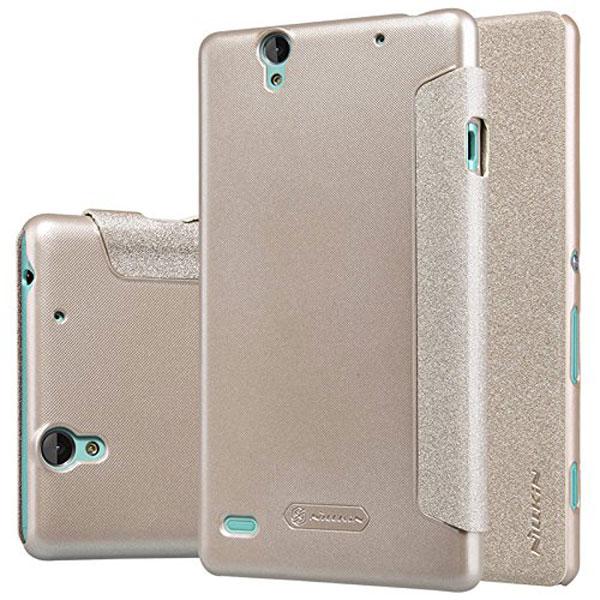 قیمت خرید کیف نیلکین گوشی موبایل سونی C4