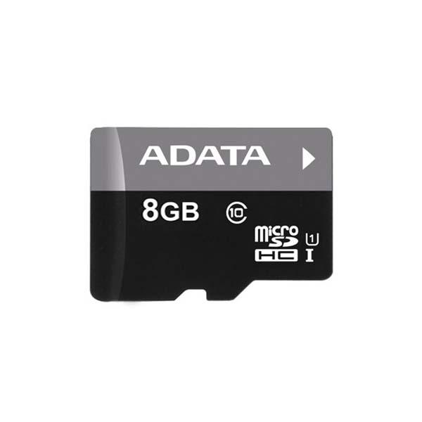 Adata Premier UHS-I U1 Class 10 50MBps microSDHC – 8GB-Buy-Price-Online