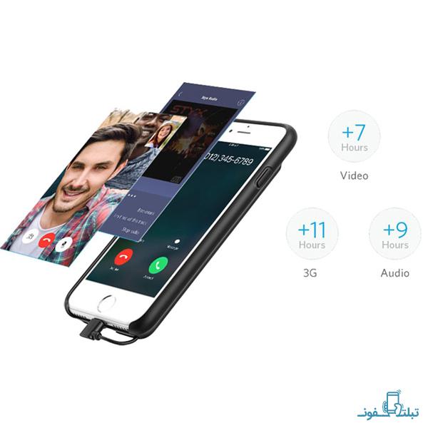 قیمت خرید کاور شارژر 2200 میلی آمپر ساعت انکر مخصوص گوشی آیفون 7