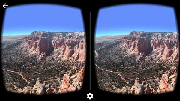 اپلیکیشن واقعیت مجازی Cardboard Camera
