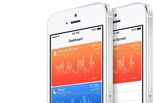 آشنایی با ابزارهای سلامت در مچبندهای هوشمند - جدول سلامت