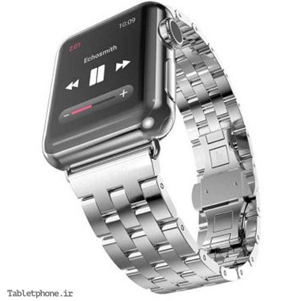 بند ساعت هوشمند اپل واچ 38mm/40 مدل استیل Solid