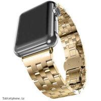 بند ساعت هوشمند اپل واچ 42mm/44 مدل استیل Solid