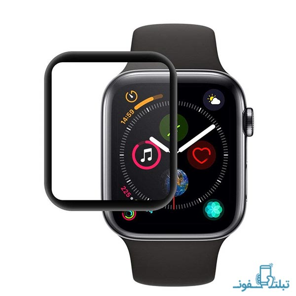 Apple Watch 44mm 3D Glass Screen Protector-shop