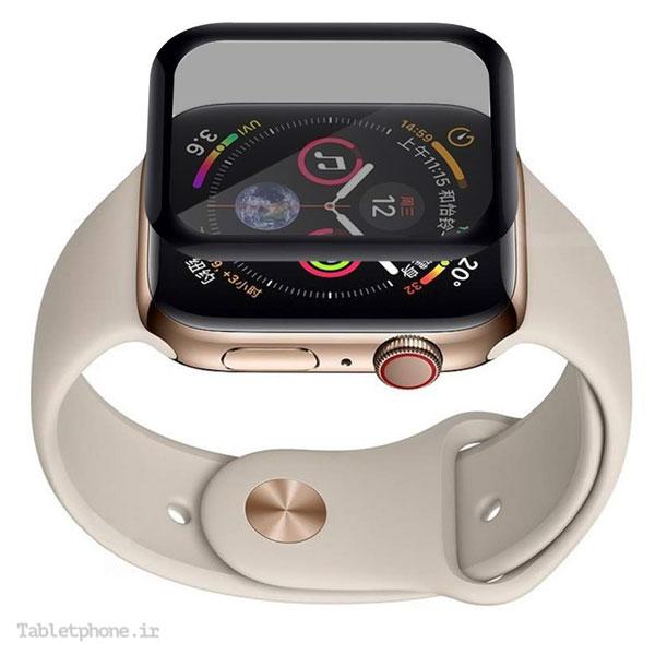 محافظ صفحه مات اپل واچ Apple Watch 44mm مدل PMMA