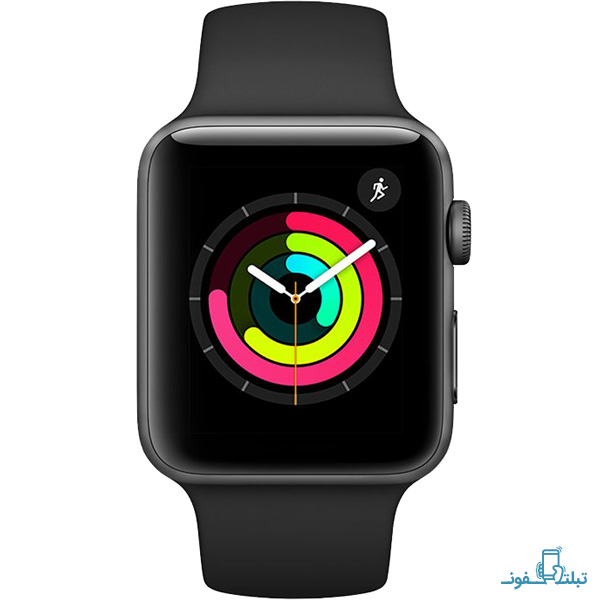 Apple Watch Series 3 38mm Silver Aluminium Case With GPS-1-Buy-Price-Online