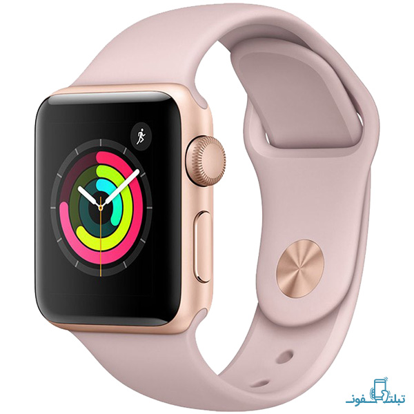 Apple Watch Series 3 42mm Silver Aluminium Case With GPS-1-Buy-Price-Online