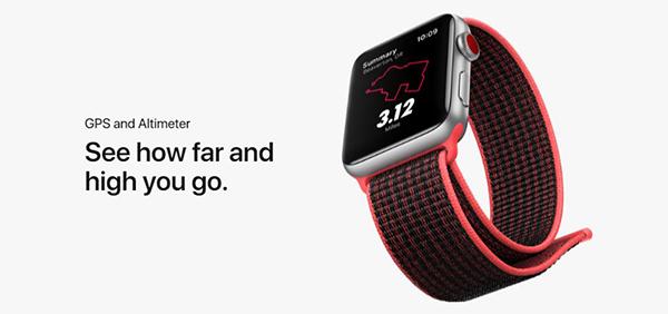 نقد و بررسی کوتاه ساعت هوشمند اپل واچ سری 3