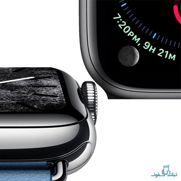قیمت خرید ساعت هوشمند اپل واچ نسل چهارم 44 میلی متری