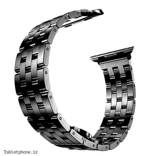بند استیل اپل واچ ۶ ،۵،۴،۳، SE مدل Solid