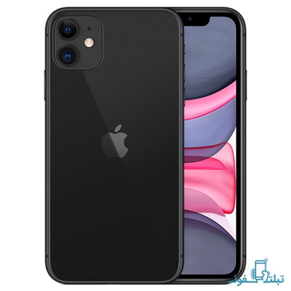 گوشی موبایل اپل آیفون 11 دو سیم کارت ظرفیت 256 گیگابایت