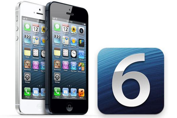 سیستم عامل iPhone OS 6
