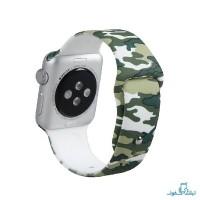 قیمت خرید بند سیلیکونی ساعت مچی اپل واچ 38mm