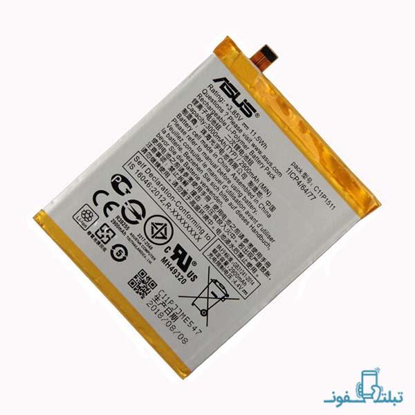 باتری گوشی ایسوس زنفون 3 Deluxe مدل C11P1511