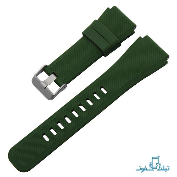 بند سیلیکونی ساعت هوشمند ایسوس زنواچ مدل WI500Q