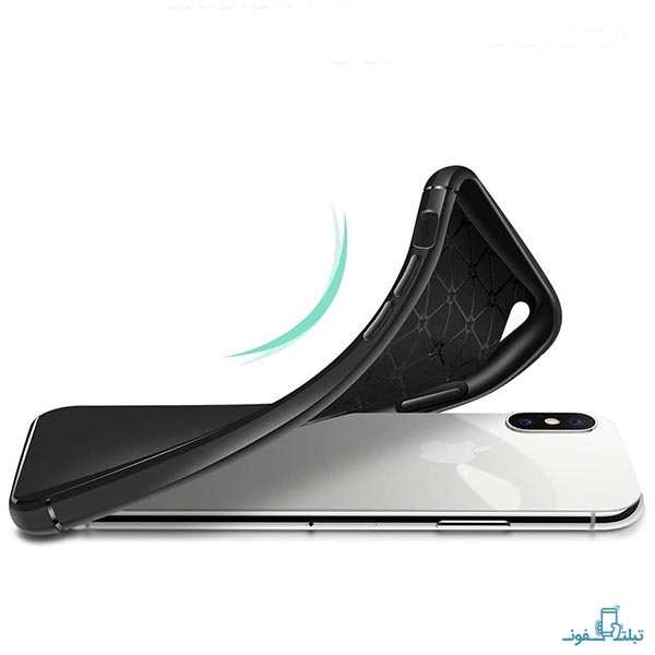 گارد سیلیکونی انگشتی اتوفوکوس گوشی اپل آیفون 8 پلاس