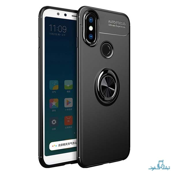 Auto Focus Becation Magnetic Ring for Xiaomi Mi A2.Mi 6X
