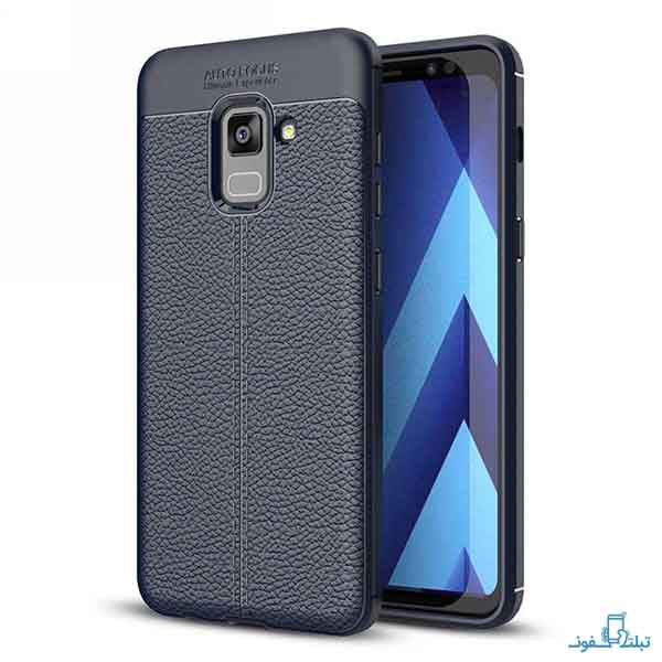 Auto Focus Leather Case for Samsung Galaxy A8 2018-price