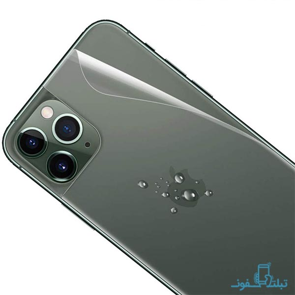 برچسب محافظ پشت گوشی اپل آیفون 11 پرو