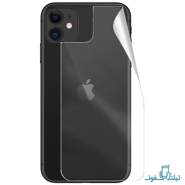 برچسب محافظ پشت گوشی اپل آیفون 11