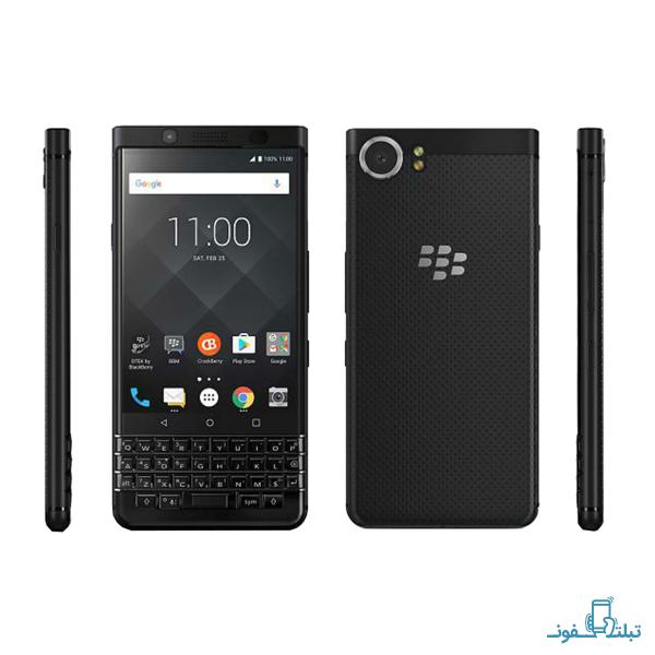 قیمت خرید گوشی موبایل بلک بری KeyOne Black Edition