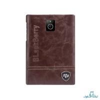 قیمت خرید کاور چرمی بلک بری مخصوص گوشی BlackBerry Q30