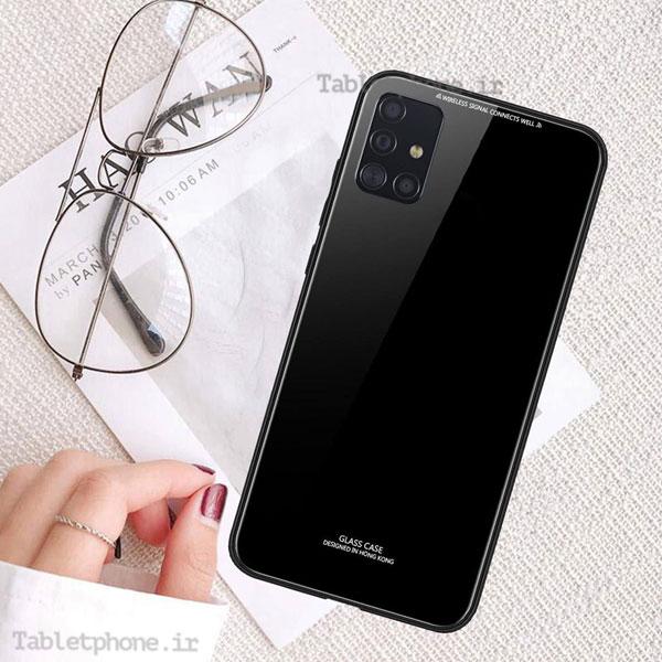 خرید قاب گوشی سامسونگ Galaxy A52 4G/5G مدل پشت گلس