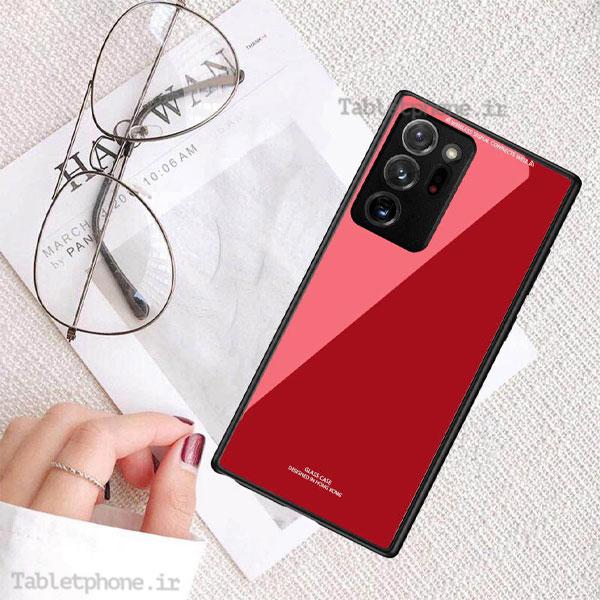 خرید قاب گوشی سامسونگ Galaxy Note 20 Ultra مدل پشت گلس