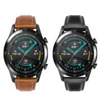 خرید بند ساعت هواوی Watch GT 2 46mm مدل چرم Genuine