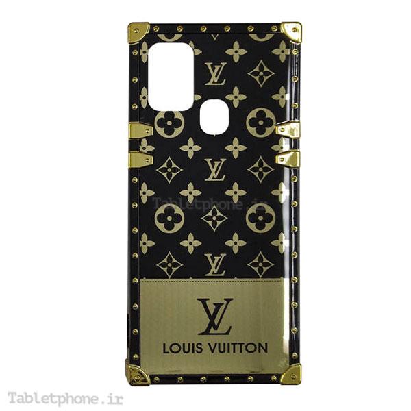 خرید قاب گوشی سامسونگ Galaxy A21s صندوقی لویی ویتون